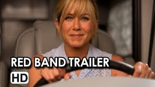 We're the Millers Red Band Trailer 2013 -  Jennifer Aniston, Emma Roberts, Jason Sudeikis, Ed Helms