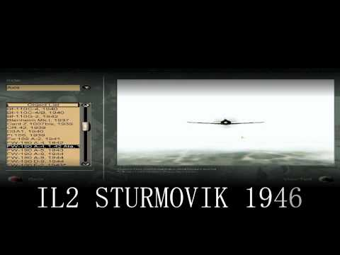 intallation - Installation of Il2 Sturmovik 1946..................Install game .......then install patches 4.8 to 4.11.1m....then install Hsfx and updater.