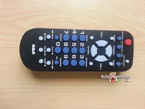 Replacement remote controls: RCA RCR504BR High Quality Durable Remote Control