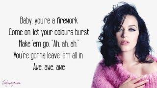 Video Firework - Katy Perry (Lyrics) MP3, 3GP, MP4, WEBM, AVI, FLV Maret 2018