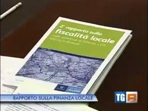 Presentazione 2° Rapporto su fiscalità locale