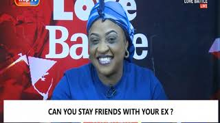 Video Love Battle: Can You Stay Friends With Your EX? MP3, 3GP, MP4, WEBM, AVI, FLV April 2019