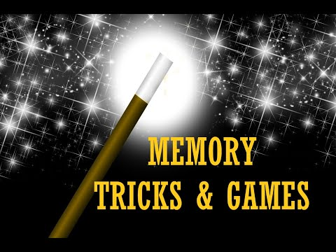 Memory Tricks and Games