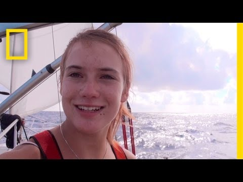 A 16-Year-Old Girl's Solo Sail Around the World | Short Film Showcase