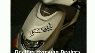 1. cherirada - 2006 Hyosung SF 50 - Features and Specification