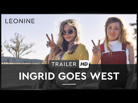 Ingrid Goes West - Trailer (deutsch/german; FSK 12)