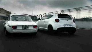 Alfa Romeo MiTo GTA: History Moves Fast