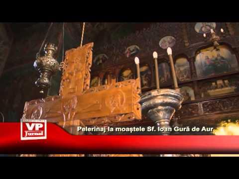 Moaștele Sf. Ierarh Ioan Gură de Aur, la Ploiesti
