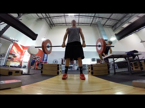 Offseason Weight Lifting With The Pros: AVP GoPro Clip