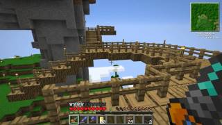 Etho MindCrack FTB - Episode 23: Spiral Stairs