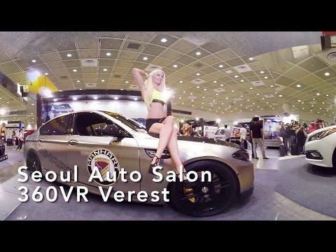 Video Ca Nhạc Xoay 360 - Seoul Auto Salon