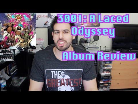 Flatbush Zombies - 3001: A Laced Odyssey Album Review