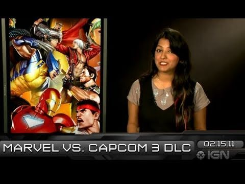 preview-iPhone Nano Rumors & New Marvel vs Capcom 3 Characters - IGN Daily Fix, 2.15 (IGN)