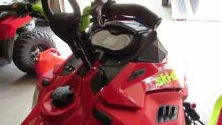 4. 2016 Ski-Doo Freeride 800 ETEC - Walk around and Fire up!