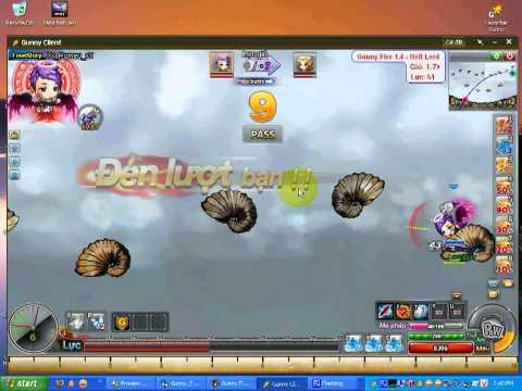 GunnyFire 2013 - Hack Gunny tọa độ - hack chơi 2 acc gunny