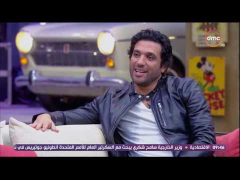 حسن الرداد لسالي شاهين: لم آكل في حفل زواجي