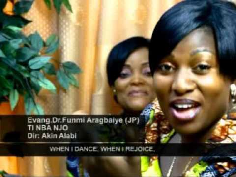 Lady Evang (dr) Funmi Aragbaiye - Ipin Rere (official Video)