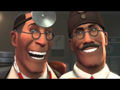 medic - Original: http://youtu.be/FKmoPbXQB5k Credits: AlbinoBlackSheep / Professor Fate Benjamoose & Co.: Meet the Medic Prop Pack: http://www.garrysmod.org/downloa...