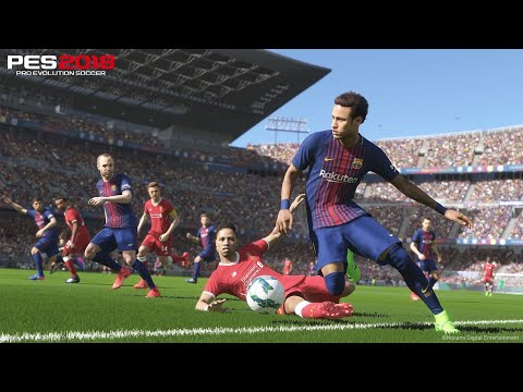 PES 2018 Android 700 MB Offline High Graphics