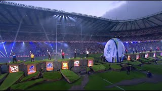 Rugby World Cup legends kick Rugby World Cup off! - Rugby World Cup legends kick Rugby World Cup off