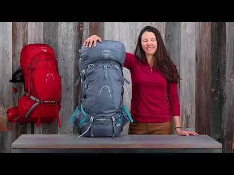 Osprey Packs | Atmos/Aura AG™ | Product Tour