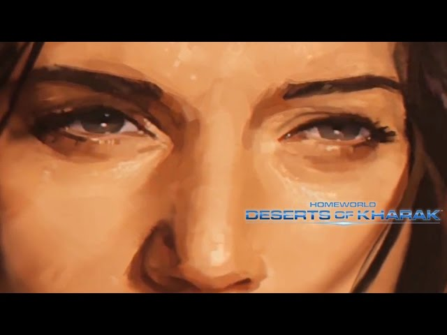 Видео к игре Homeworld Deserts of Kharak