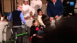 Sunny, the White House Dog, Gets a Little too Excited With This Kid