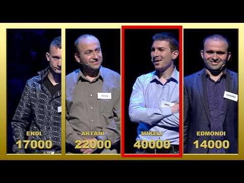 "diela shqiptare - Quiz ""Sfida 3+"" (5 maj 2013)"