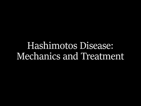 Hashimoto's Disease: Mechanics and Treatment with Dr. Herbold