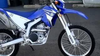 10. 2008 Yamaha WR-250R
