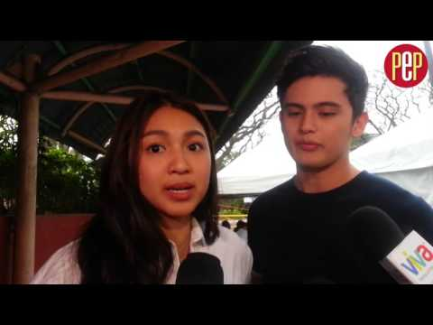 Nadine Lustre And James Reid React To What Bret Jackson Said About Them