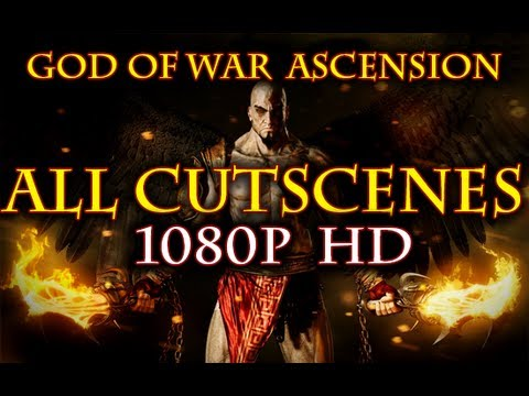 ascension - God of War Ascension All Cutscenes [1080p HD] - God Of War Ascension Movie Enjoy! If you liked the video please remember to leave a Like & Comment, I appreci...
