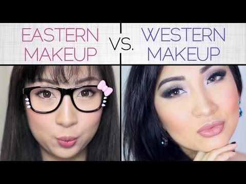 c4dbd631a65 Eastern VS. Western Makeup Look | YouTaker (former YouMaker)  Audio-Video-Photo Sharing Website YouTaker.com