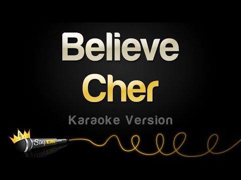 Cher - Believe (Karaoke Version)