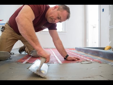 Warmup Electric Radiant Heat StickyMat System Review