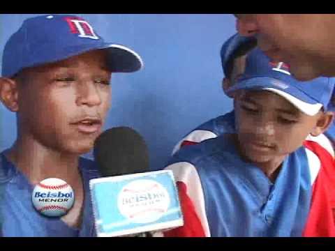 Parte4 Mundial de Beisbol Infantil, Sucre 2008 de los Criollitos de Venezuela