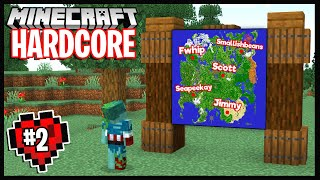 I PROMISE THIS IS NOT AN SMP!!   Minecraft 1.16 Hardcore   #2