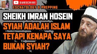 "Video Sheikh Imran Hosein ""Kenapa Saya Bukan Syiah?"" MP3, 3GP, MP4, WEBM, AVI, FLV Desember 2018"