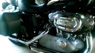 8. 2004 Harley Davidson sportster
