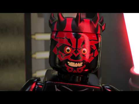 Конструктор Дуэль на Набу - LEGO STAR WARS - фото № 9