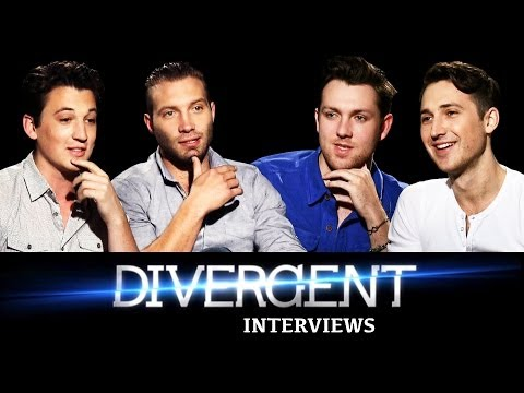 interviews - Hey my beautiful shining stars! I was very blessed and honored to interview the cast of the new hit movie, DIVERGENT. In this video, I sit down with Jai Cour...