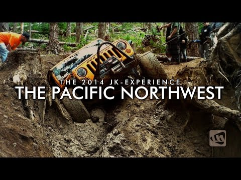 experience - Come join us at: http://www.WAYALIFE.com Our 4th day of the JK-Experience would start off with a trek to the west, over the Cascade Range, through the Mt. Rainier National Forest and down...