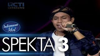 Video KEVIN - SAYANG (Via Vallen) - SPEKTA 3 - Indonesian Idol 2018 MP3, 3GP, MP4, WEBM, AVI, FLV Mei 2018
