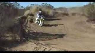 8. 2008 Suzuki RM-Z250 - Motocross Bike