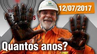 """Nunca antes na história desse país, um presidente havia sido condenado por corrupção e lavagem de dinheiro! Chupa, Lula!Compre seu Otarinho http://canaldootario.com.br/store/CAMISETAS http://canaldootario.com.br/loja2/SE INSCREVE AÍ NESSA BAGAÇA http://bit.ly/2dlmOXnTORNE-SE MEU PATRÃO ;-) http://www.patreon.com/CanalDoOtarioDOAÇÕES http://www.canaldootario.com.br/doacoes/Acesse o site http://CanalDoOtario.com.brLojinha do Canal do Otário http://canaldootario.com.br/store_Utilize o código: CANALDOOTARIO na primeira corrida do UBEREste código oferece uma viagem com desconto de até R$20 para novos usuários. O código é válido até 31/12/17 e é exclusivo para novos usuários.Abaixo segue um passo a passo para o uso do código.1º Baixar o Uber e/ou abrir o aplicativo http://ubr.to/2cxGDbL 2º Clicar no menu superior esquerdo (três traços do canto superior esquerdo).3º Clicar em promoções.4º Clicar em """"Adicione um código promocional"""".5º Escrever CANALDOOTARIO e clicar em aplicar.Para mais informações, fontes e links extras acesse:http://www.canaldootario.com.br/videos/lula-condenado-cleo-pires-danadinha-e-confissoes-de-cleo-pires/Agradecimentos Especiais aos Patrões:Delcio JuniorBruno BezerraMarcelo FerreiraRafael CostaAndré CastroRafael AmorimPlínio DutraEdu CruzDaniel LacerdaLuciano CamposPedro VieiraMike MorcerfR SouzaObrigado, Patrões! O apoio financeiro ao Canal através do Patreon, está sendo fundamental para manter o Canal vivo e fazer vídeos como este!___Música e efeitos sonoros:Diego Vilas Boas"""