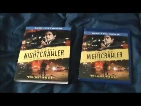 Nightcrawler Bluray review with The M News