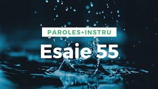 Esaîe 55