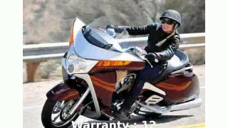 4. 2009 Victory Vision Street Specification & Info