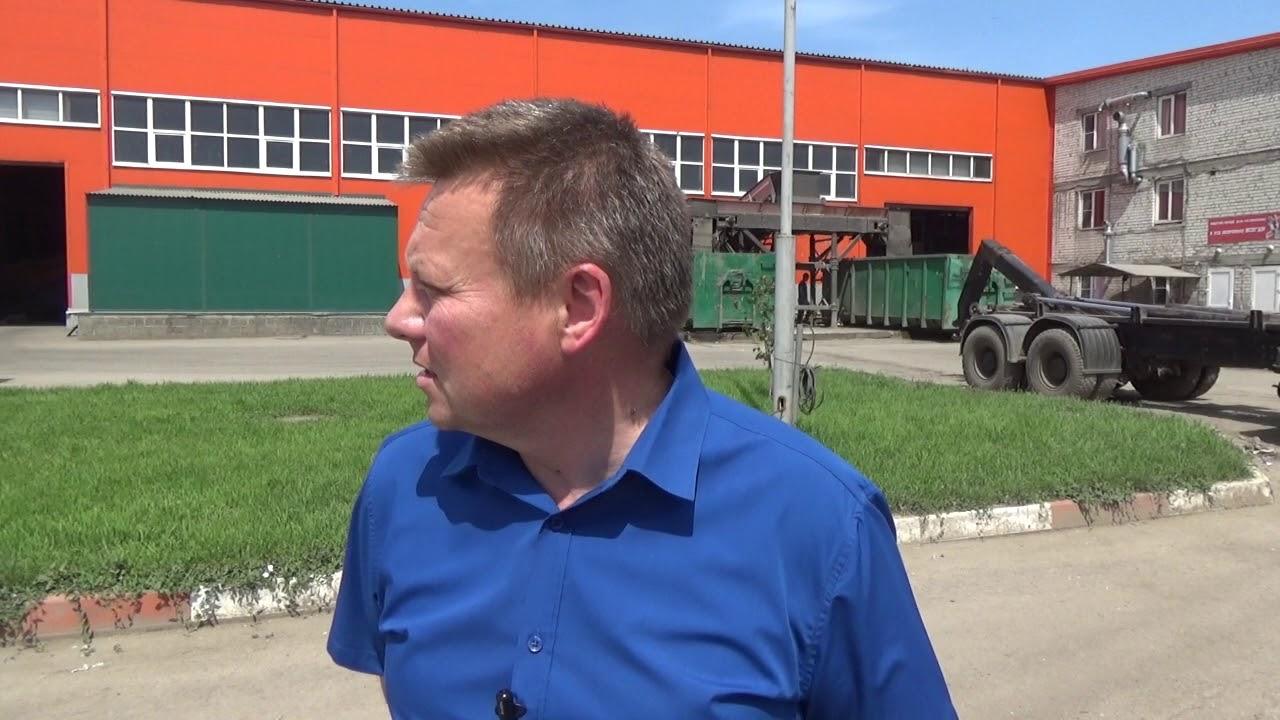 Цепочку переработки пластика показал регоператор Ставрополья