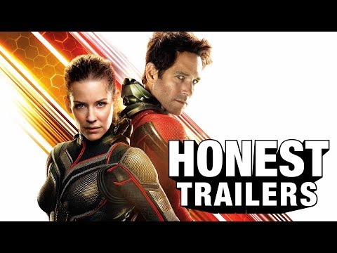 An Honest Trailer for AntMan and the Wasp